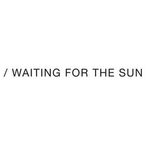 WAITING FOR THE SUN LOGO