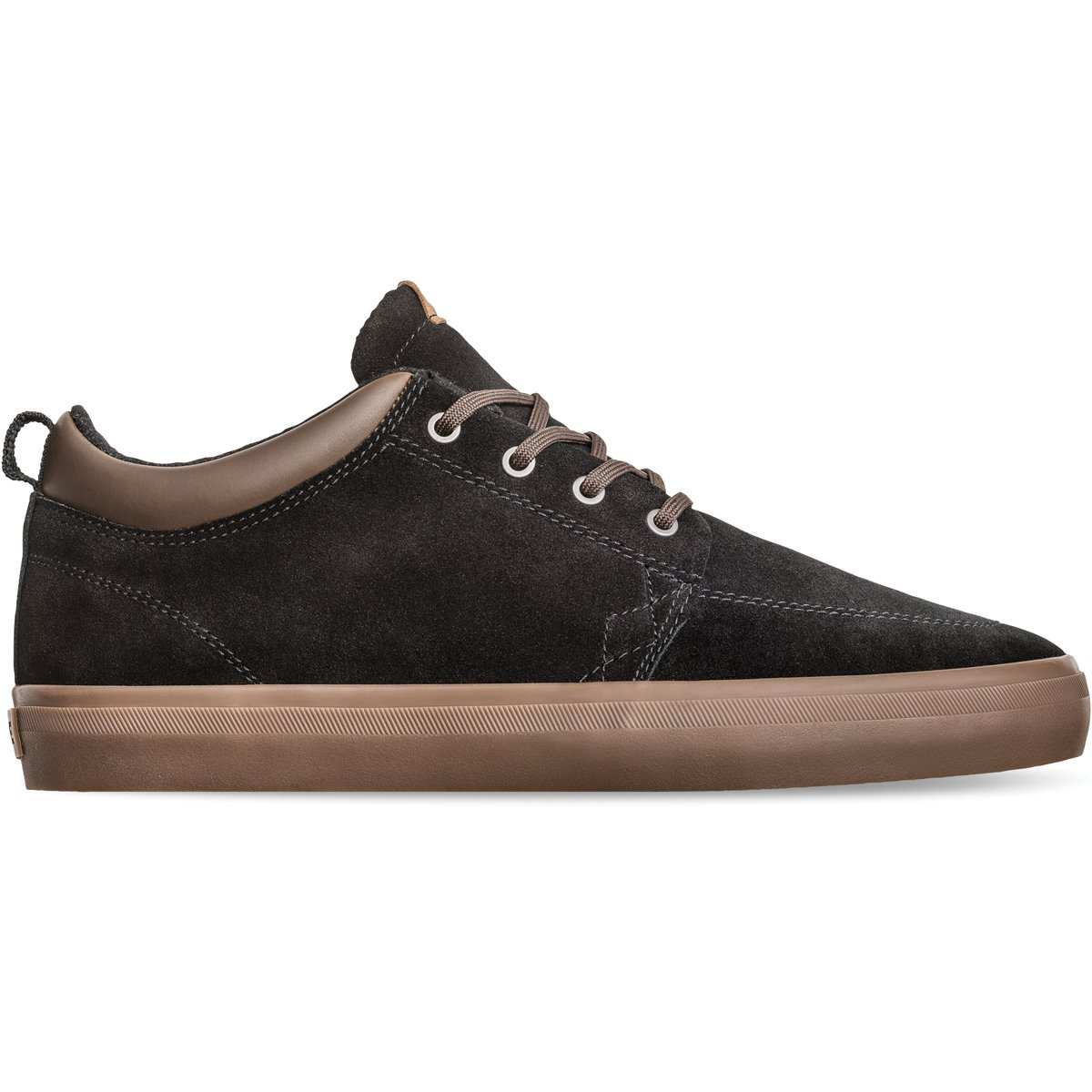best loved 0bd9a ba1ff GLOBE - GS CHUKKA SNEAKERS - BLACK SUEDE/TOBACCO